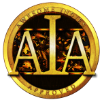 AIA Badge Gold for web