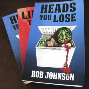 'Heads You Lose' paperback