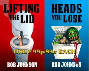 'Lifting the Lid' and 'Heads You Lose' countdown deal